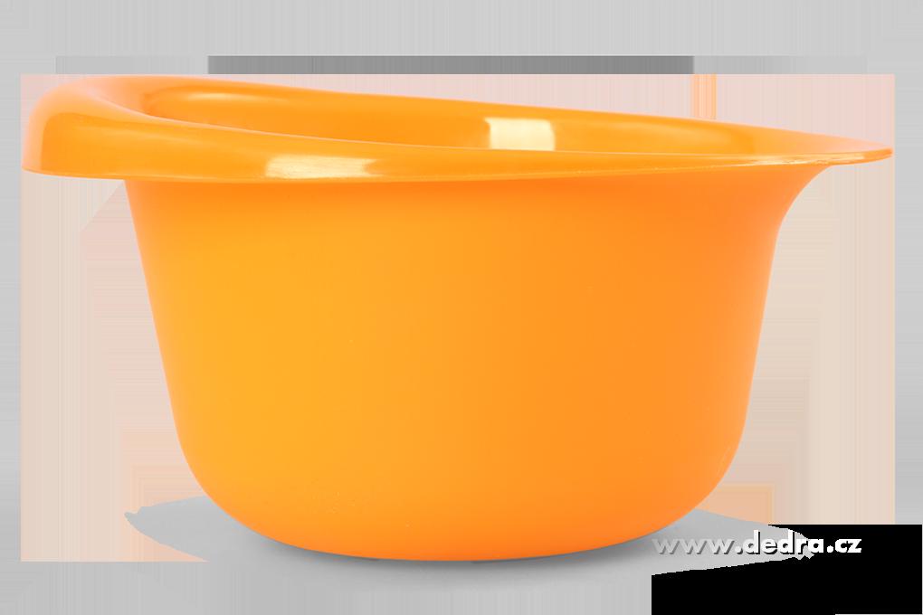 Mísa 1400 ml, oranžová
