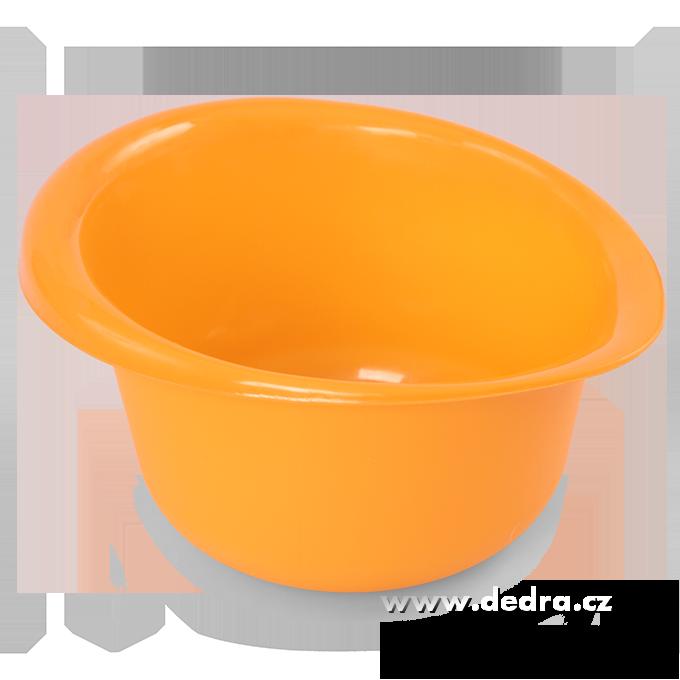 Mísa 1400 ml oranžová