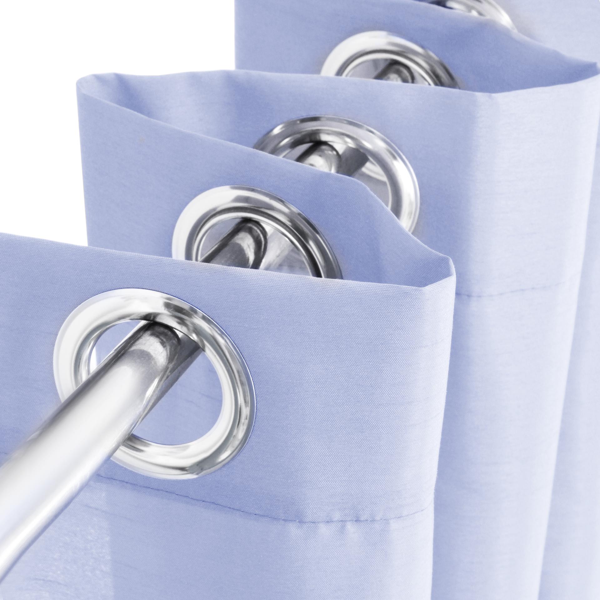 Závěs, z pevné neprůhledné tkaniny, umělé hedvábí
