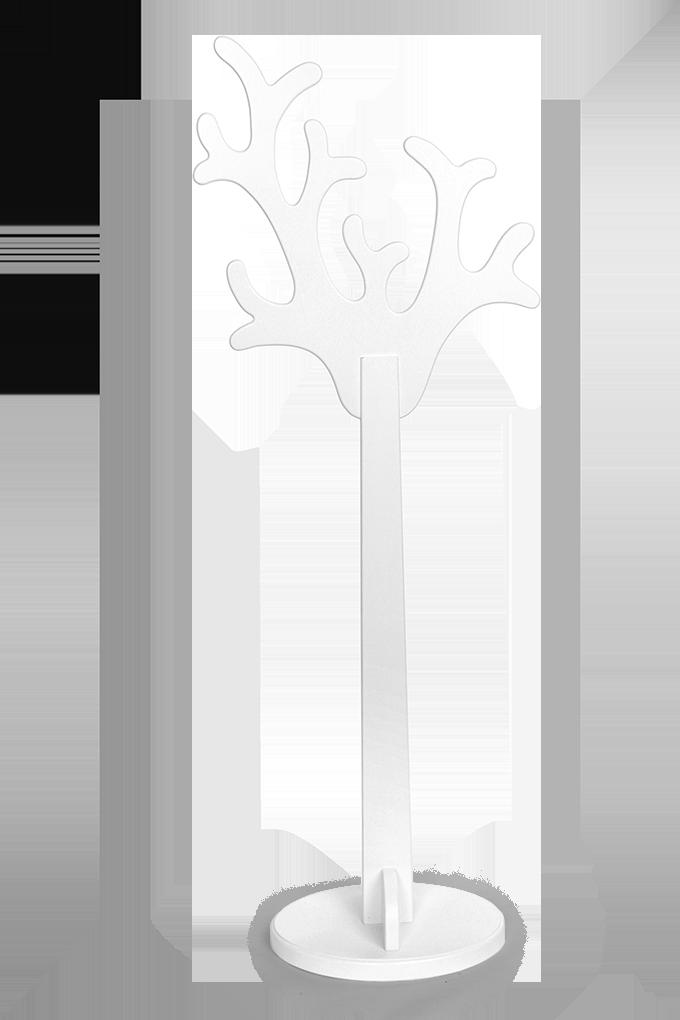 Dřevěný věšák, strom