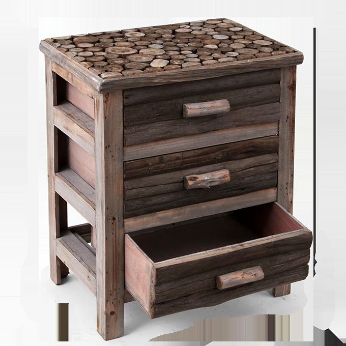 Komoda/stolek, dřevěná