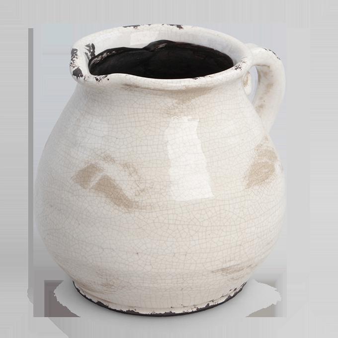 Keramický džbán, v antickém stylu