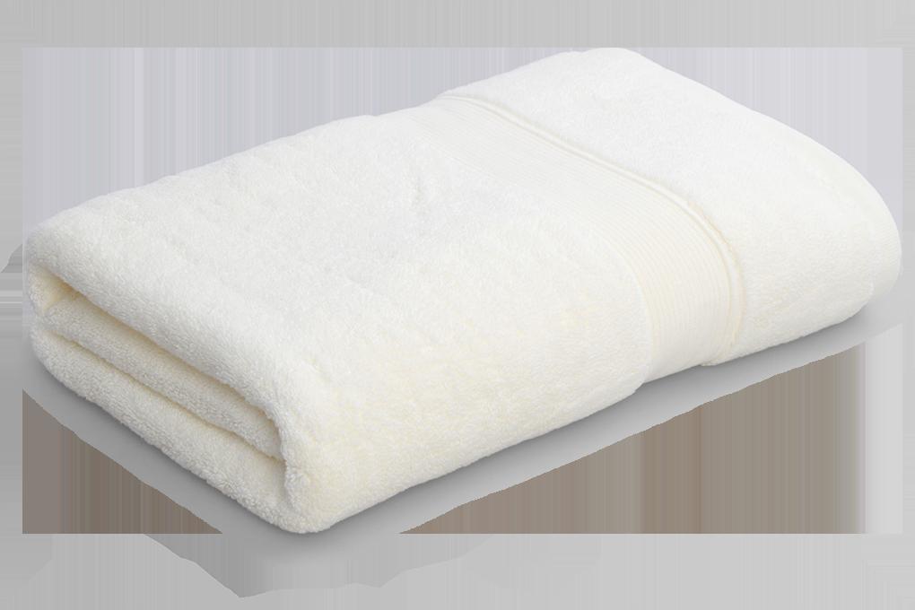 FC93153-Osuška z bavlneného froté svetlo krémová