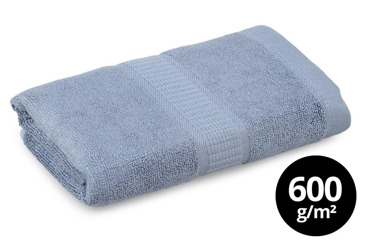 BAMBOO ručník, s elegantní bordurou