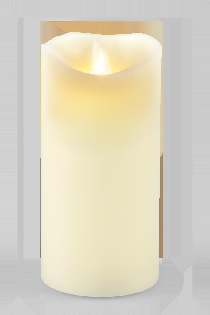 Tančící LED svíce DANCING CANDLE  výška 15 cm