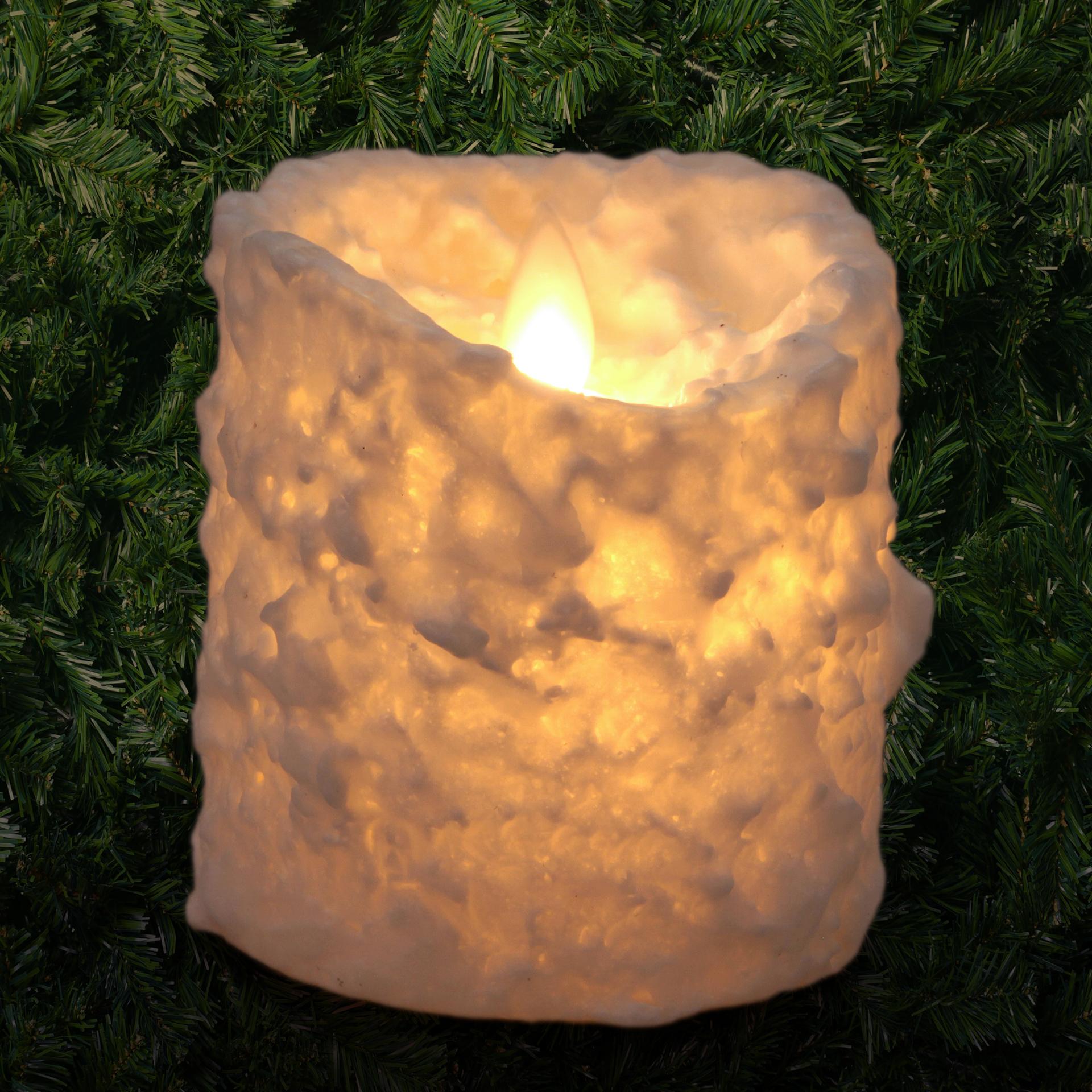 DA93264-Dancing candle SNOW Tancujúci LED sviece
