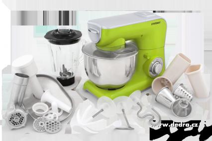 PLANETARIO MAX multif.kuchyň.robot jasně zelený