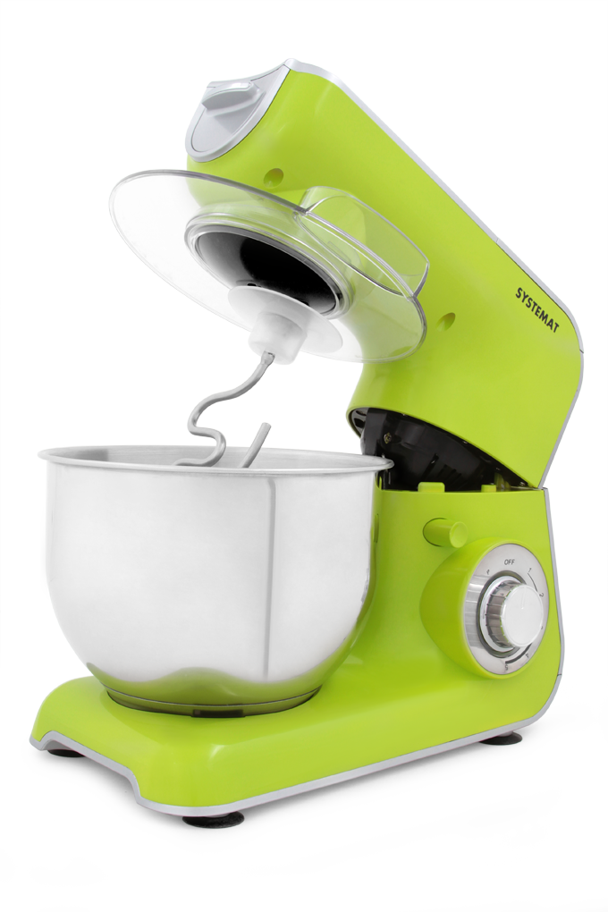 PLANETARIO MEDIUM multif.kuchyň.robot jasně zelený