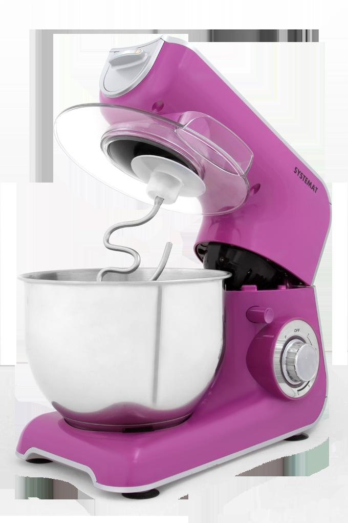 PLANETARIO MEDIUM multif.kuchyň.robot fialový