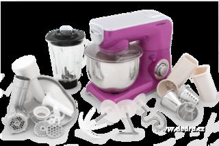 PLANETARIO MAX multif.kuchyň.robot fialový