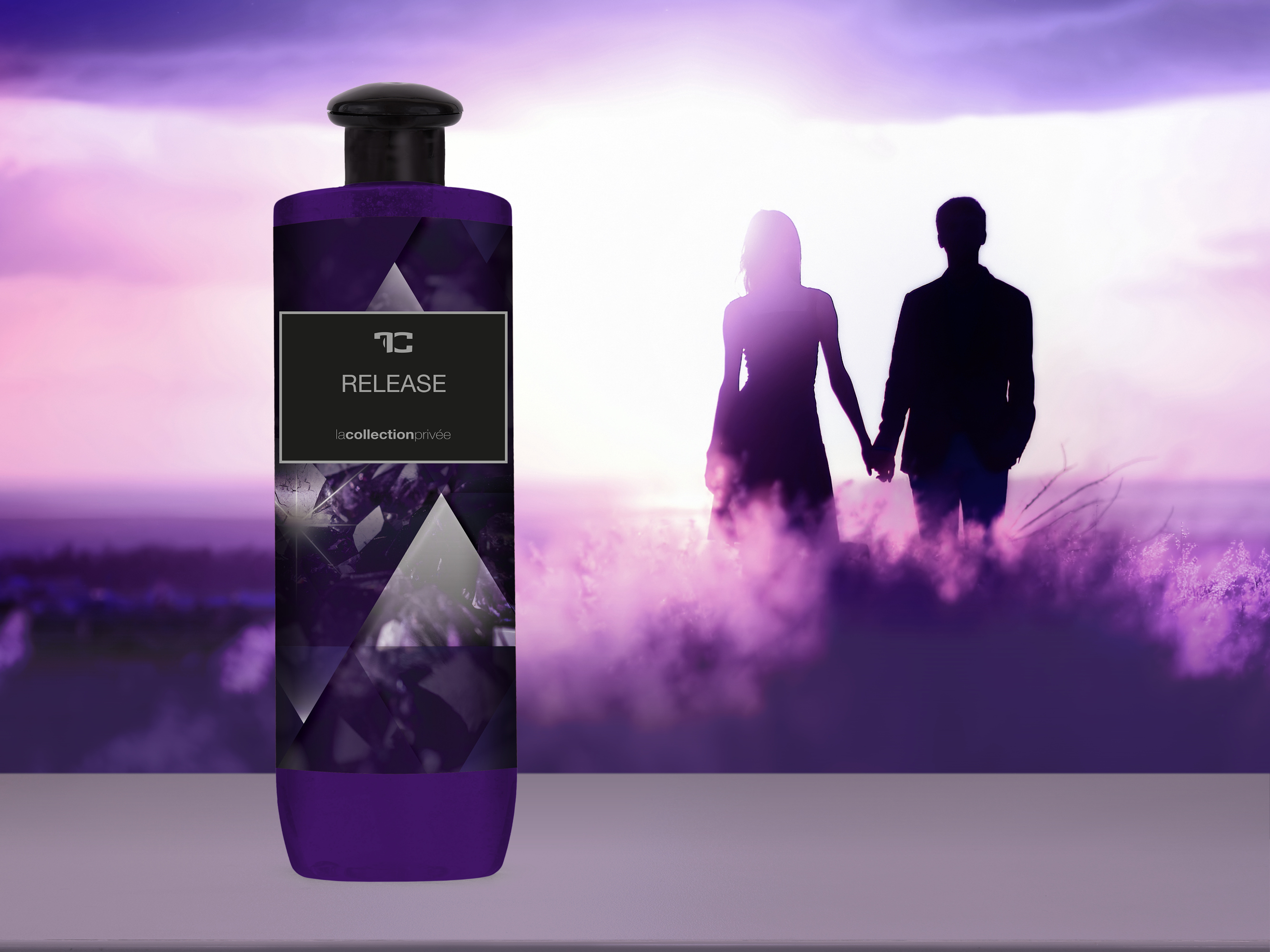SHOWER CREAM release, sprchový gel, LA COLLECTION PRIVÉE