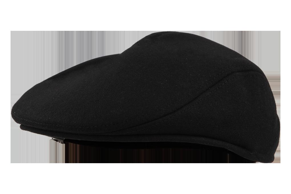 FC9343-Bekovka čiapka čierna