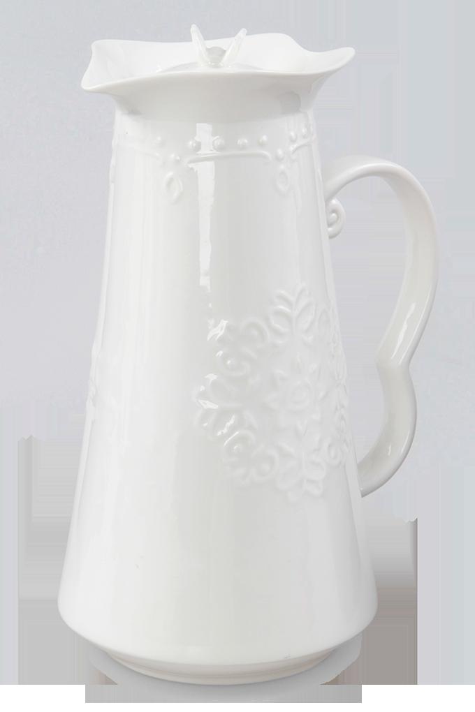Porcelánová konvice objem 1300 ml