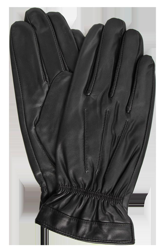 ELDON pánské rukavice kožené s ozdobným řasením 1 (XL)