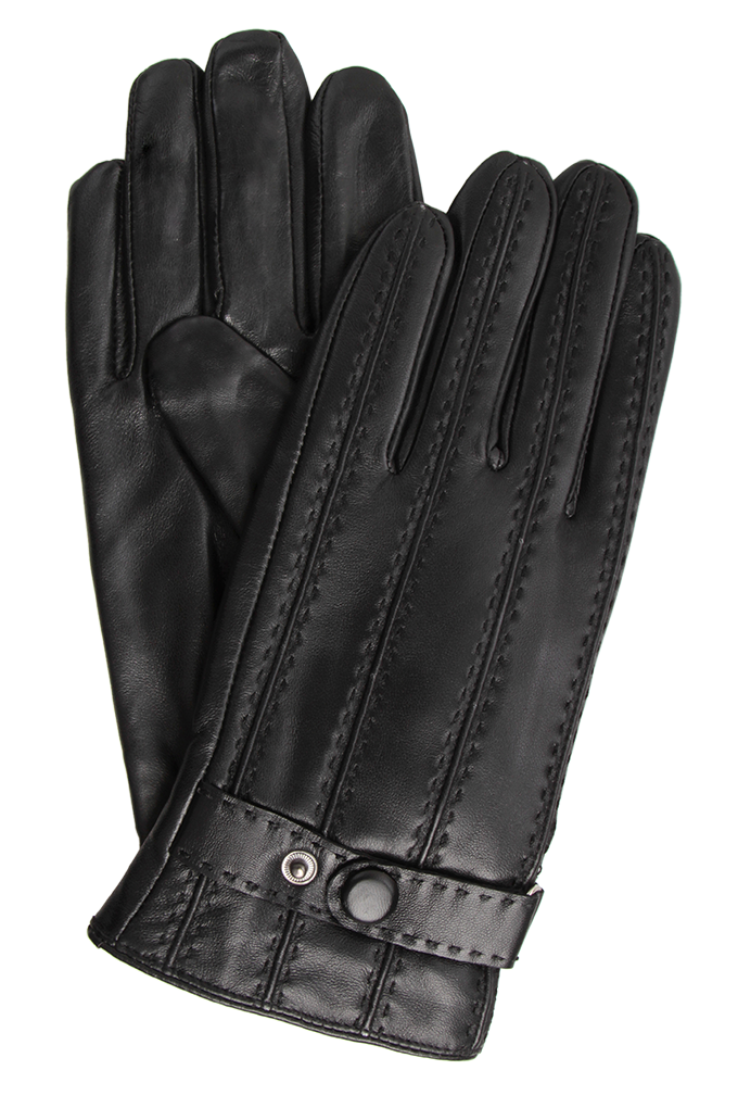 ELDON pánské rukavice kožené s funkčním páskem 1 (XL)