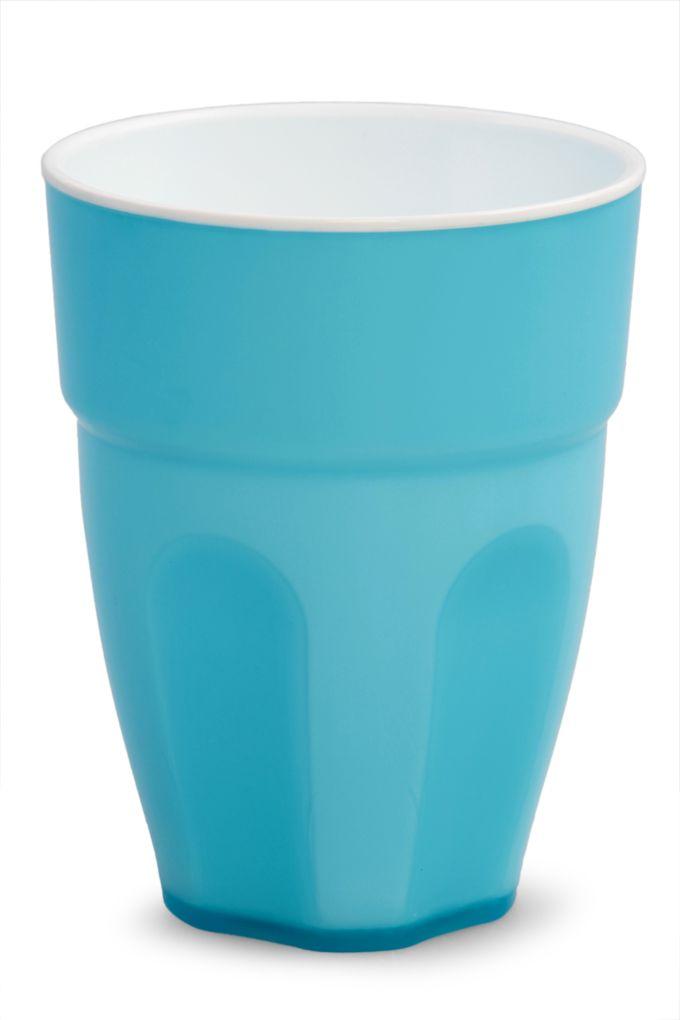Kelímek 350 ml z dvoubarevného plastu
