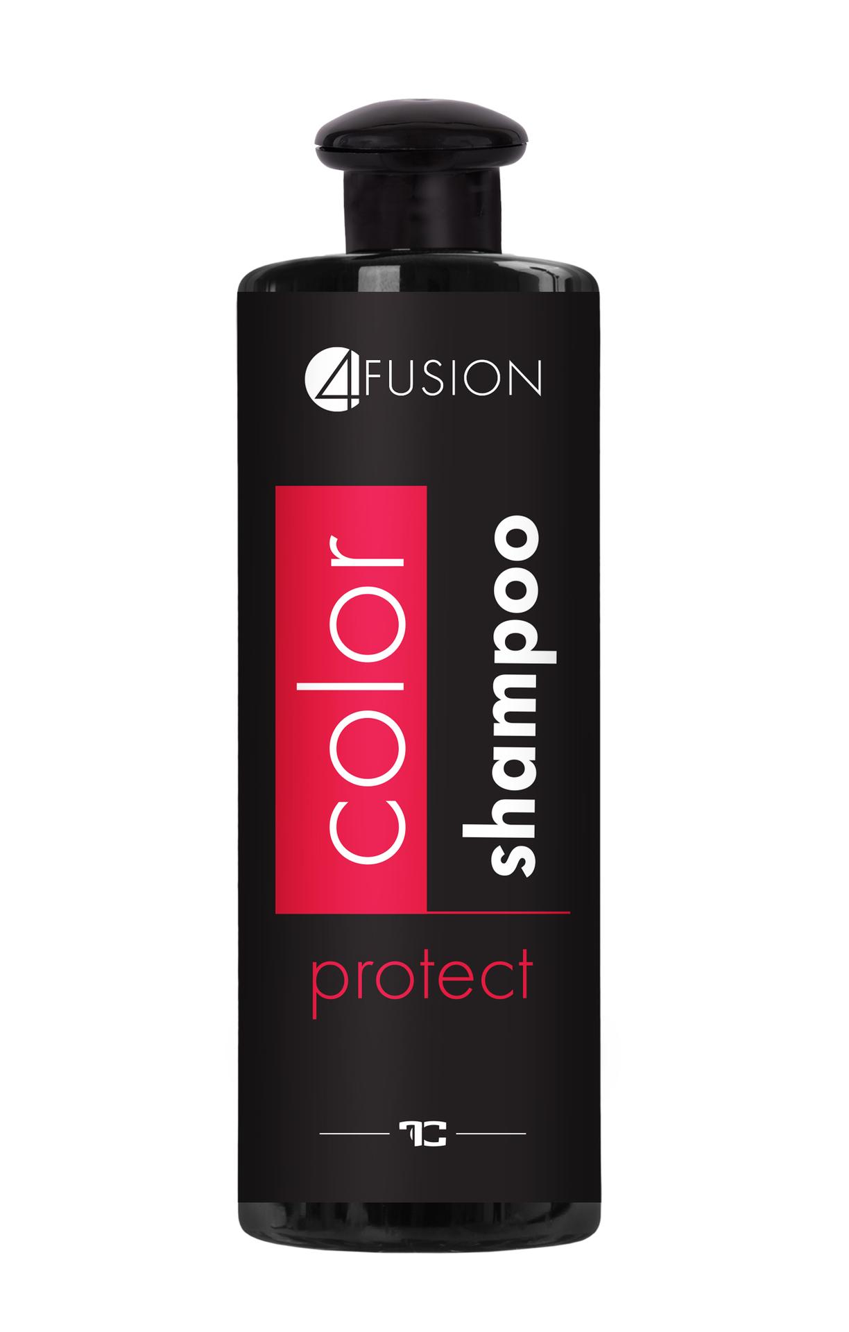 4 FUSION šampon oživující barvu