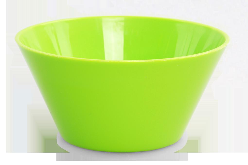 Miska 180 ml z odolného plastu  zelená