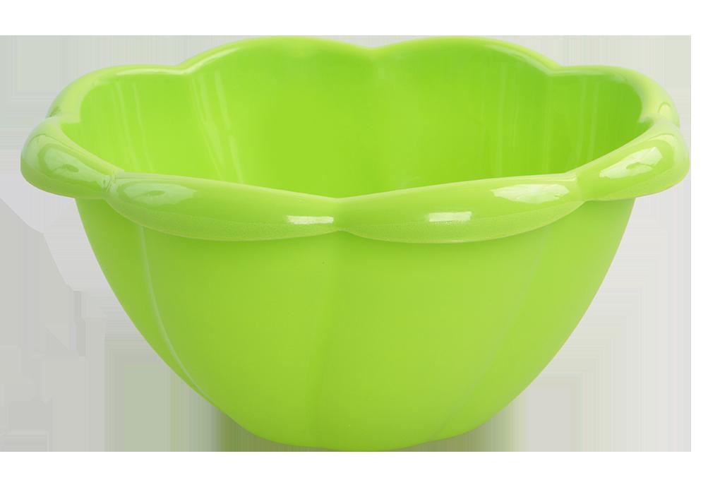 XL KYTKOMÍSA 3500 ml z odolného plastu zelená