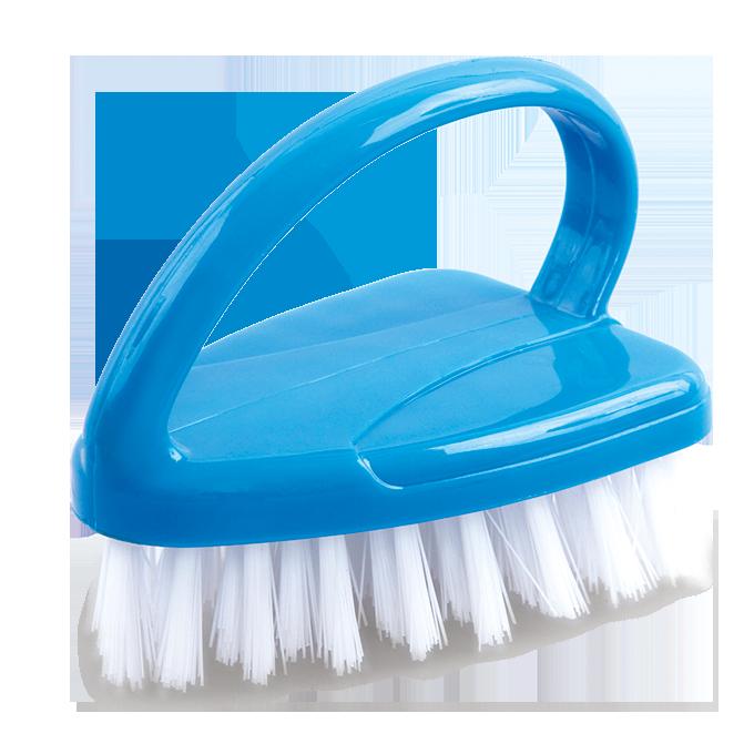 KARTÁČ čistící modrý