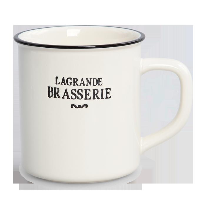 Velký hrnek 400 ml, LAGRANDE BRASSERIE