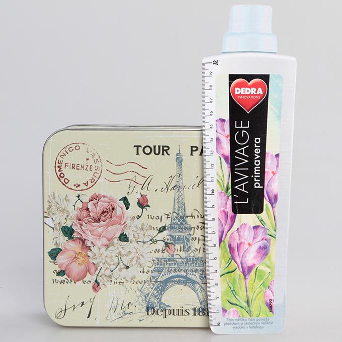 Kovová dóza, TOUR PARIS
