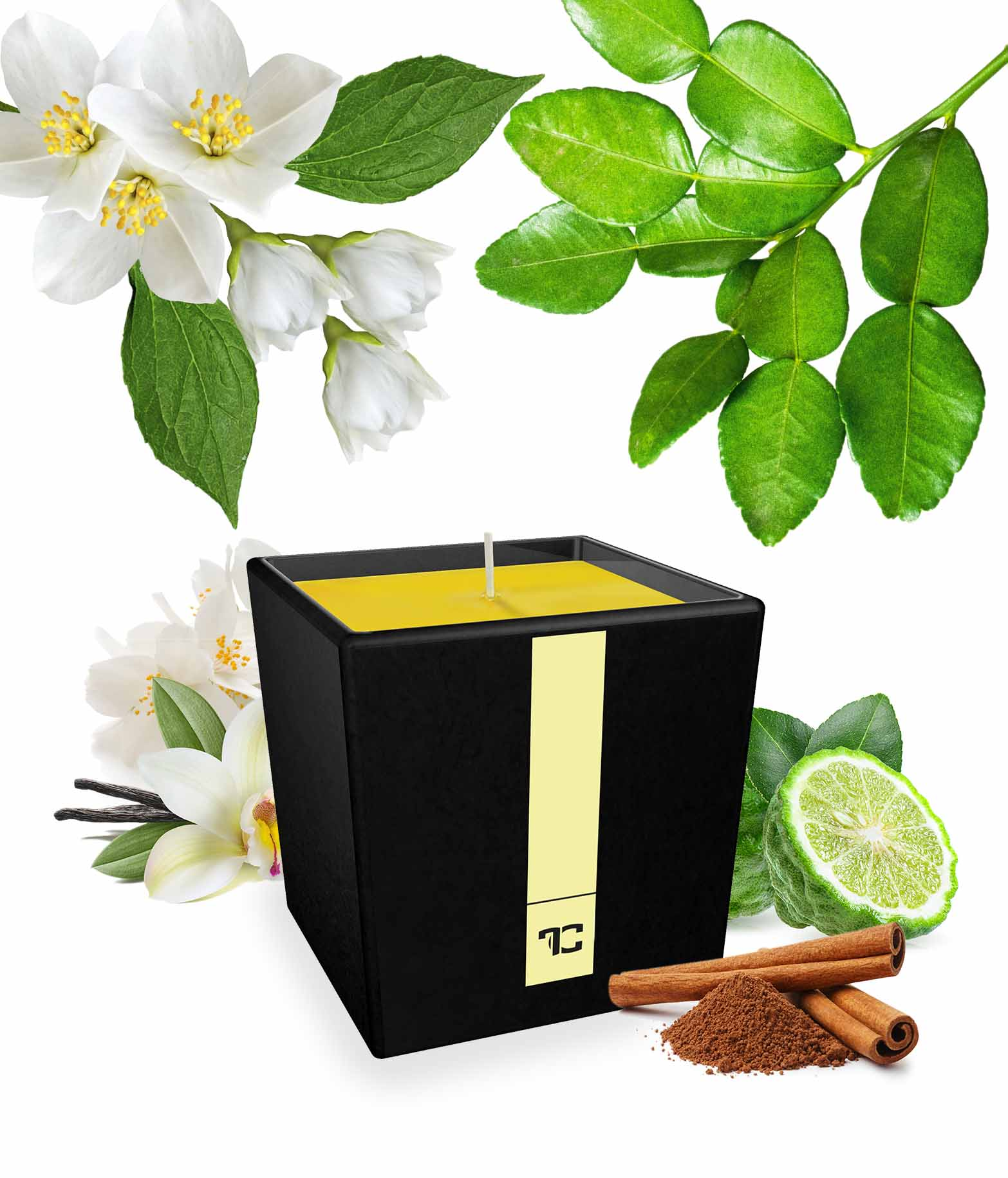Parfumia svíčka VANILLA CREAM