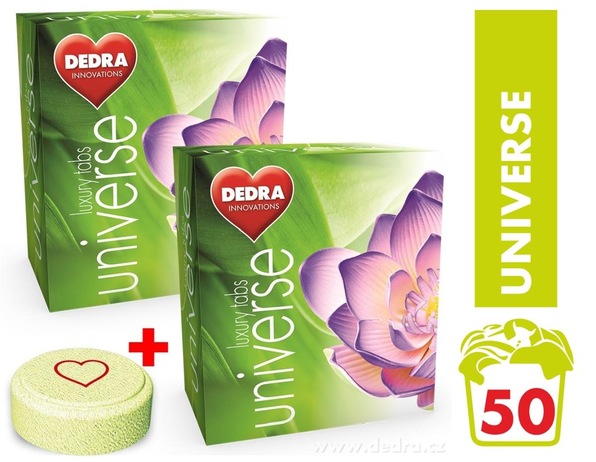 UNIVERSE 50 tabs na bílé i barevné prací tablety