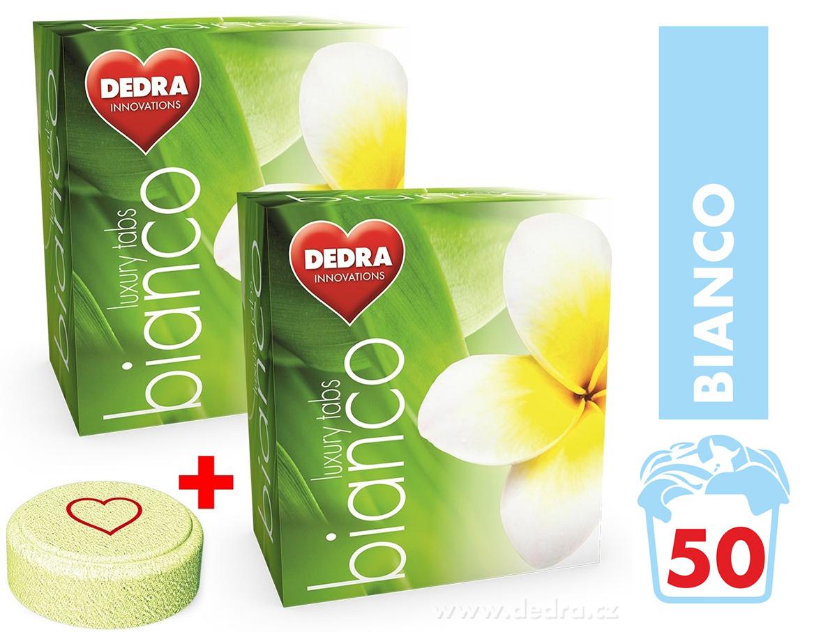 BIANCO 50 tabs na bílé prádlo prací tablety