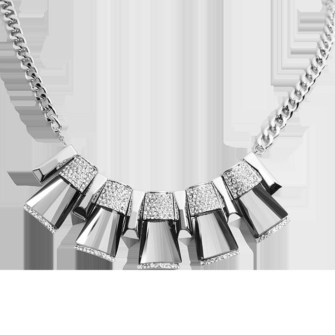 SHINING GEOMETRIX, náhrdelník