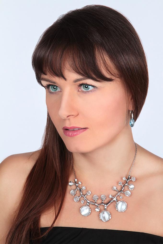 DA9811-CORAL BEAUTY náhrdelník