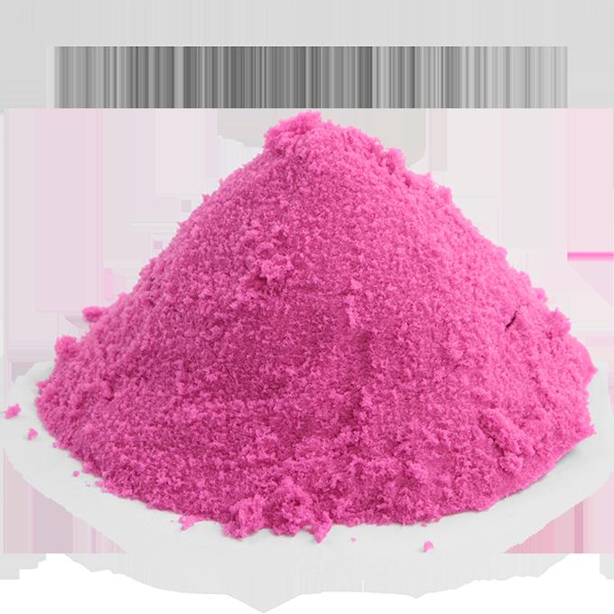 Náhradní náplň PUFI  kouzelný písek fialovo-růžový