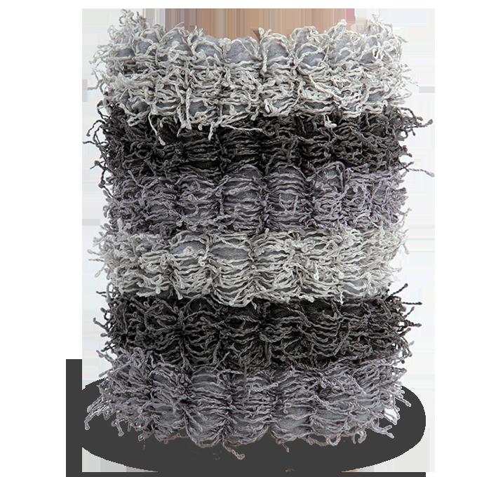 6 ks provázkové gumičky, do vlasů elastické