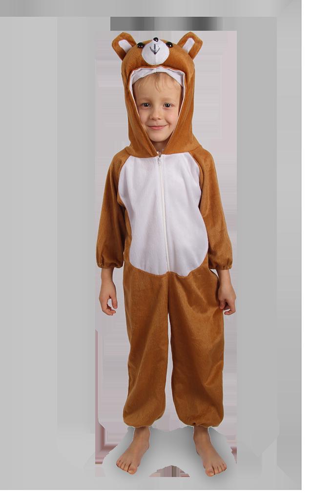 Kostým MEDVĚD, dětský