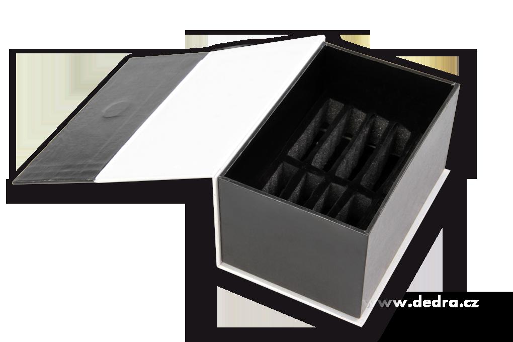 AA0363-Krabička s magnet. uzatváraním na vzorky vôní