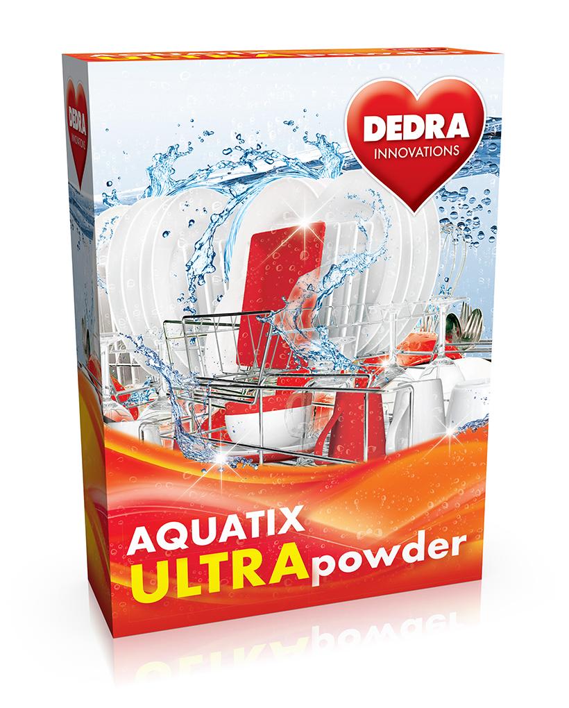 AQUATIX ULTRA POWDER 1 KG prášek do myčky