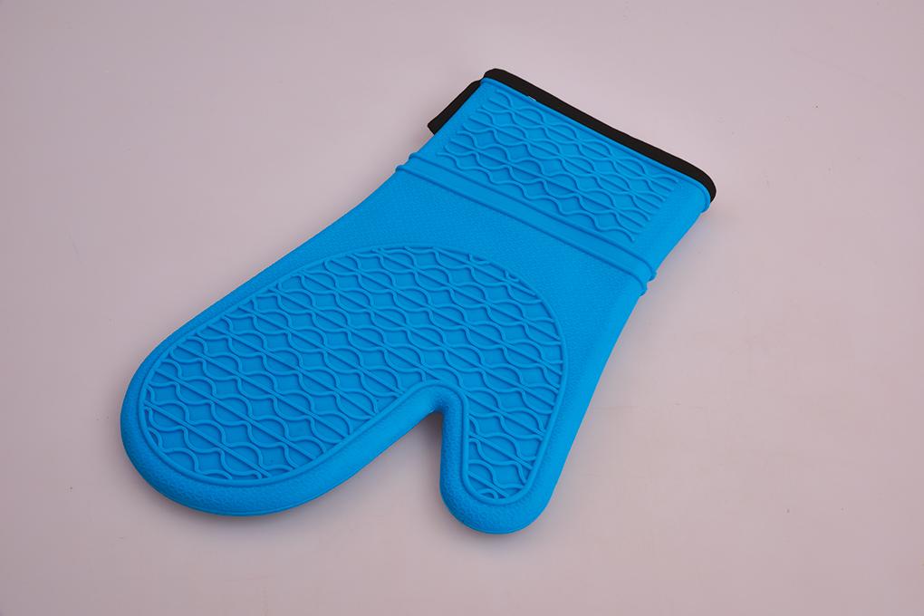 SILICHŇAPKA silikonová chňapka modrá