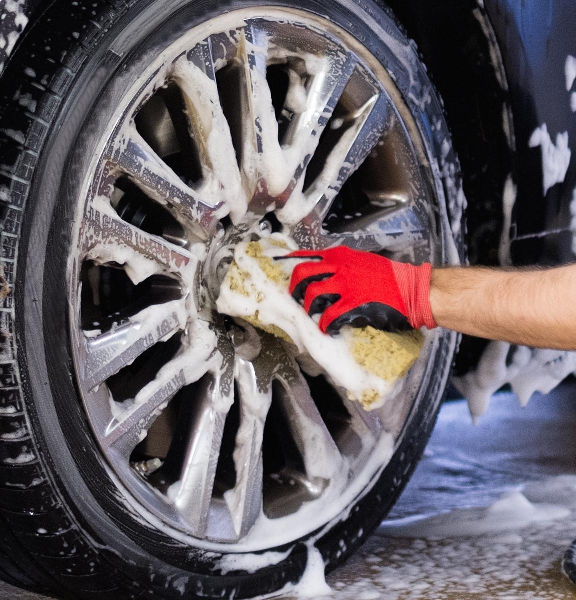 CAR DISCOTEC čistič disků kol