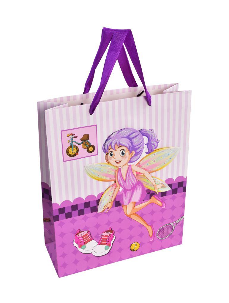 3D dárková taška, víla