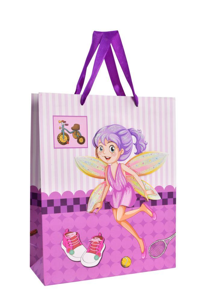 3D dárková taška víla