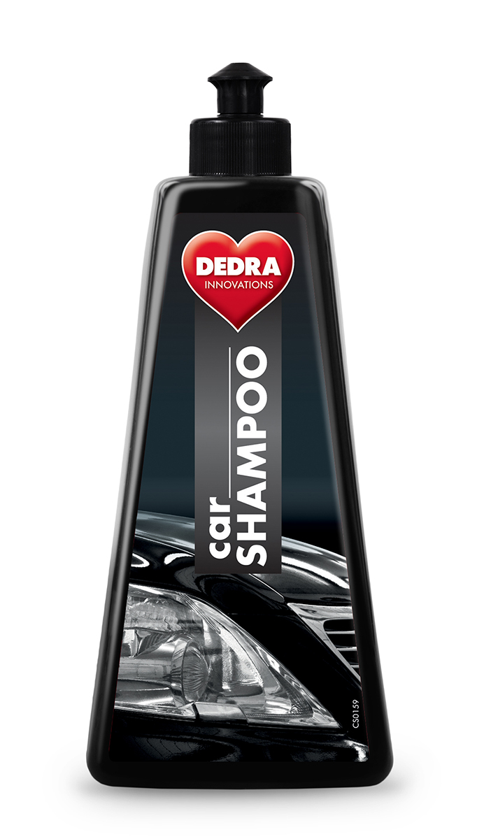 CS0159-CAR SHAMPOO 2 v 1 500 ml automobilový šampón