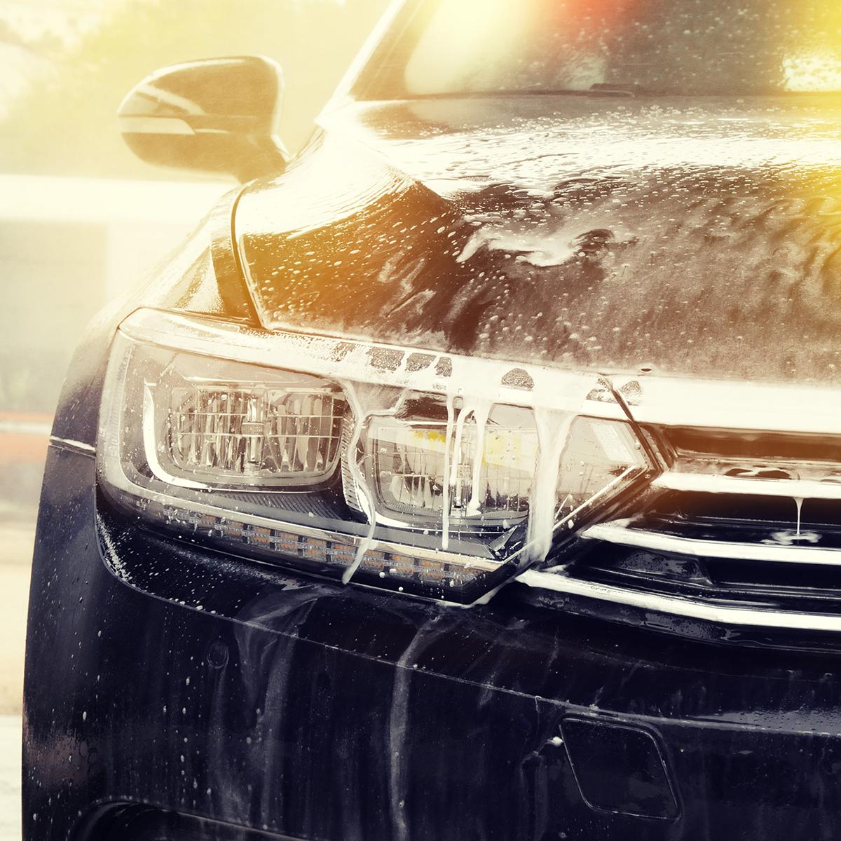 CAR SHAMPOO 2in1 autošampon