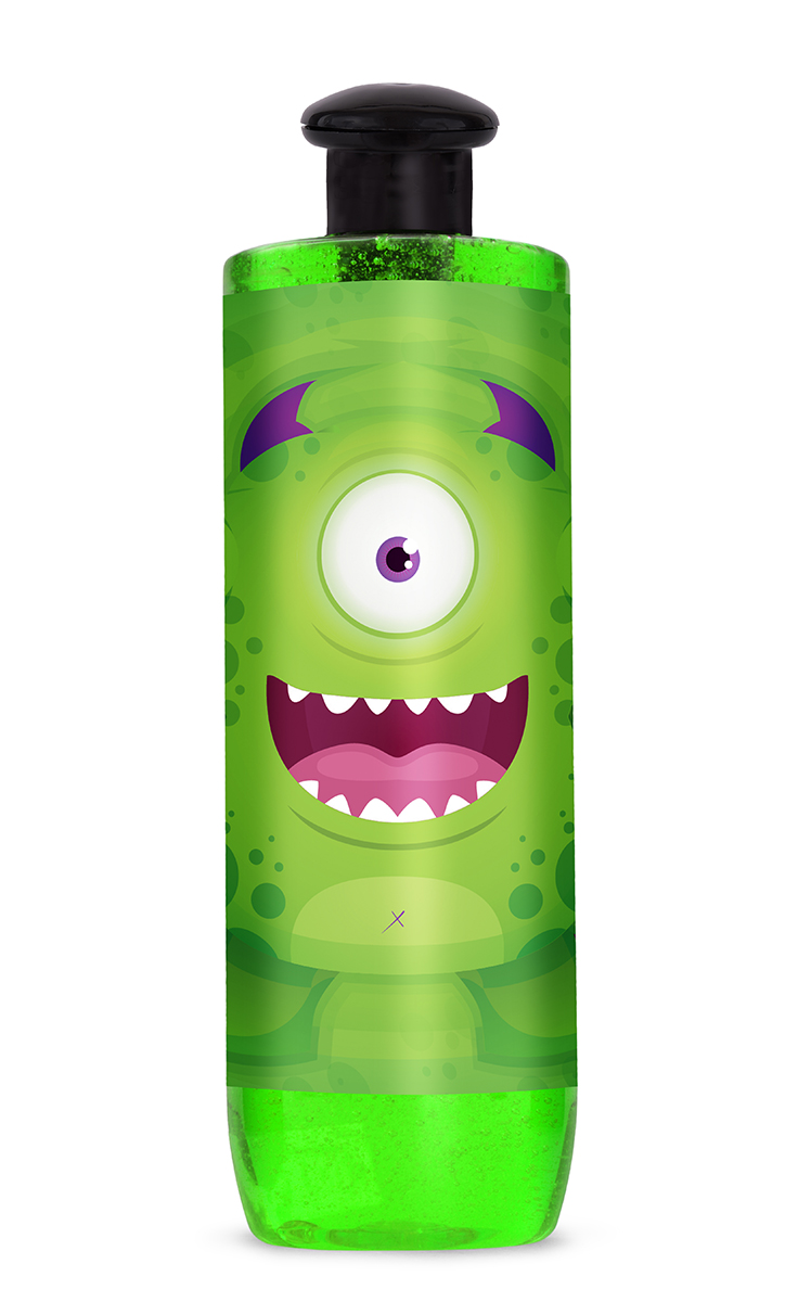 HOGO pěnivý sprchový gel 500 ml