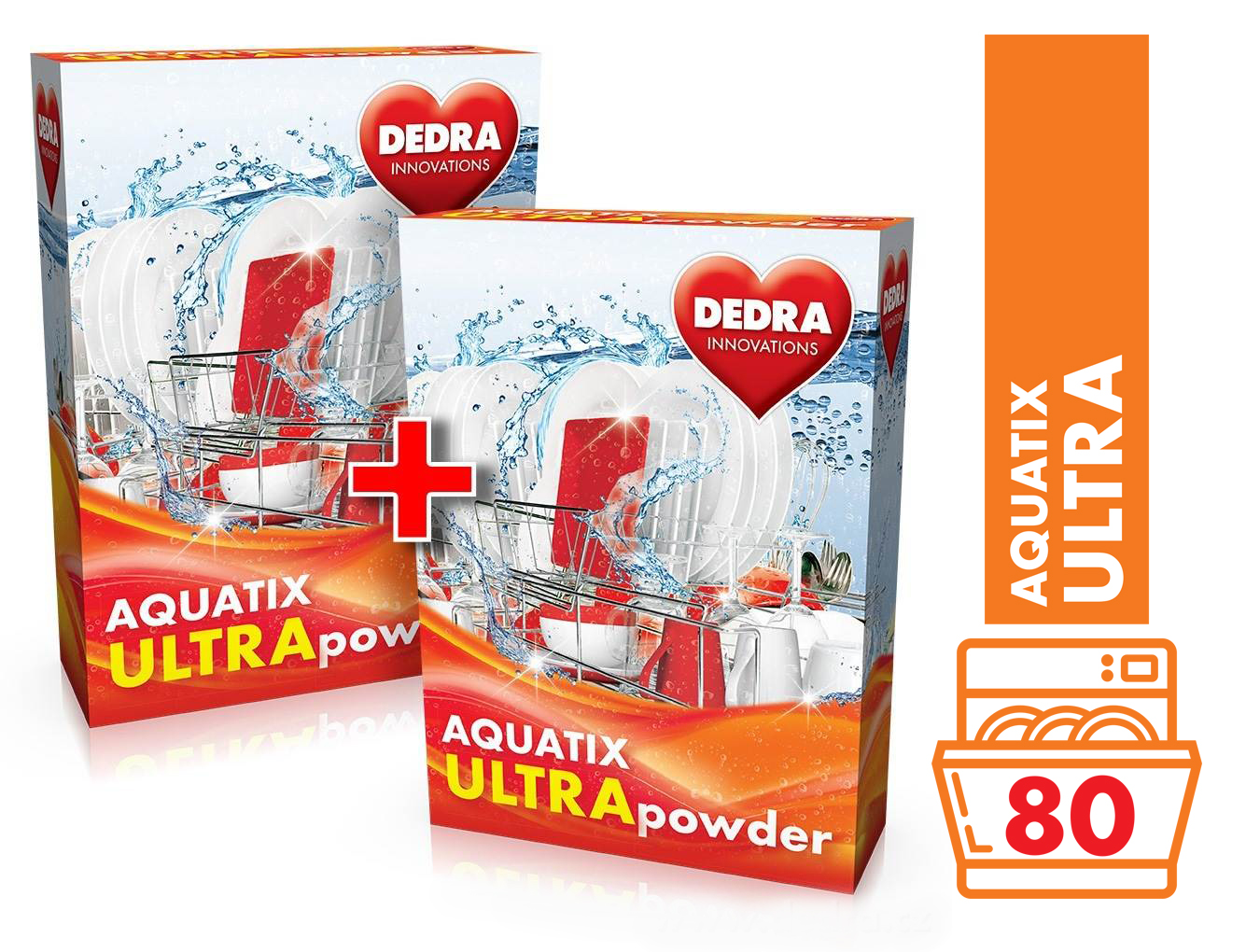 AQUATIX ULTRA POWDER 2 KG prášek do myčky