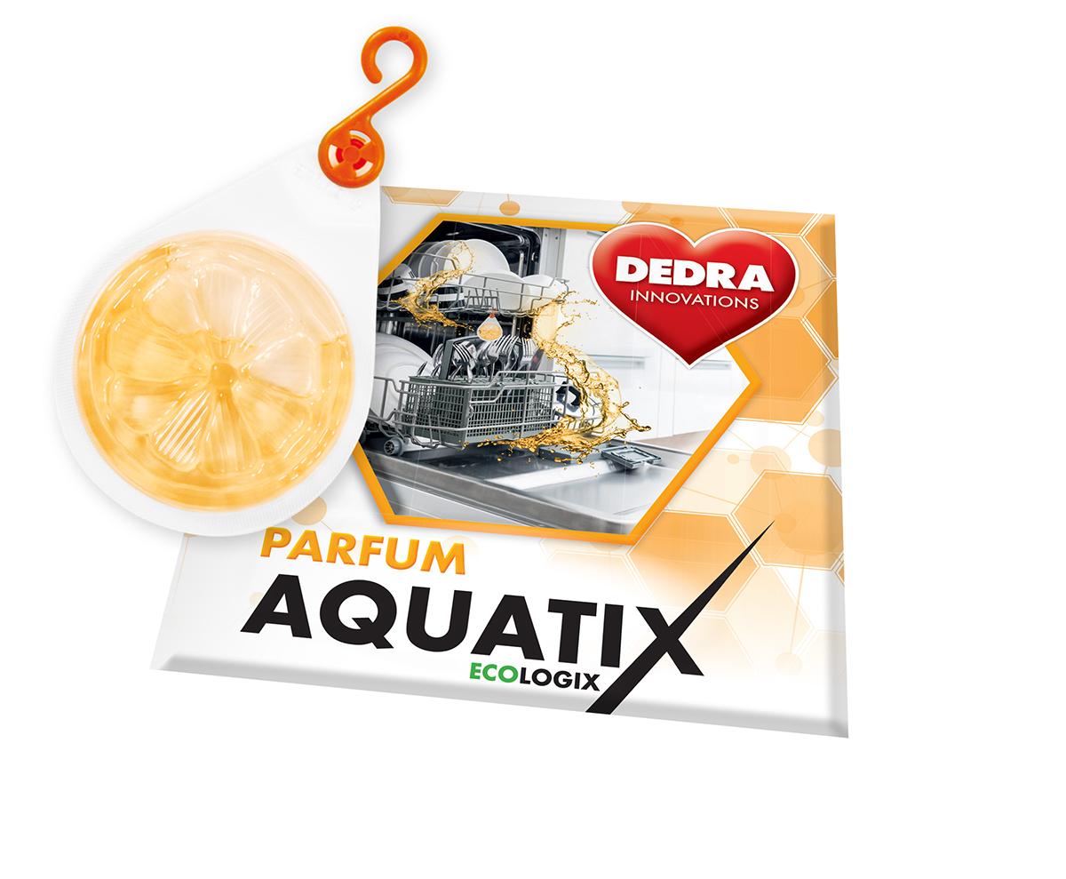 Závěsný parfém do myčky AQUATIX® PARFUM