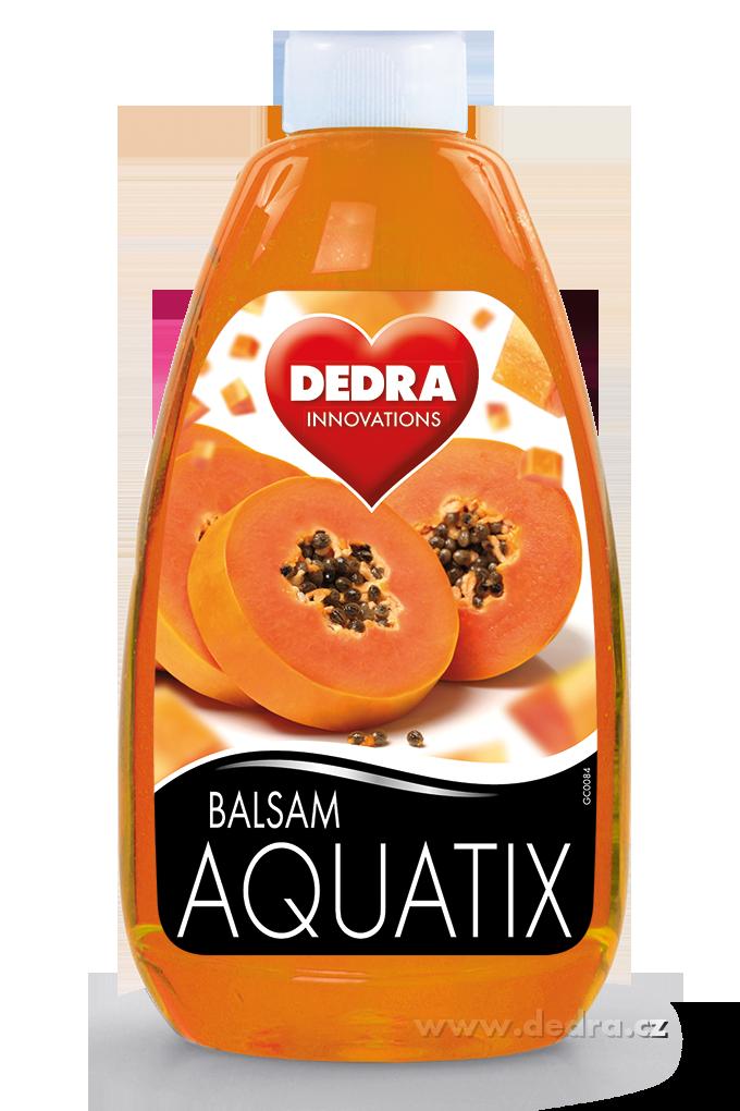 AQUATIX BALSAM čerstvá papaya na ruční mytí nádobí