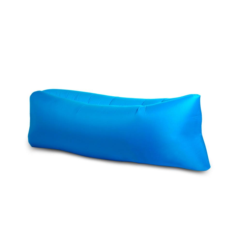 AirBag vzduchový sedací a lehací vak a lehací vak, modrý