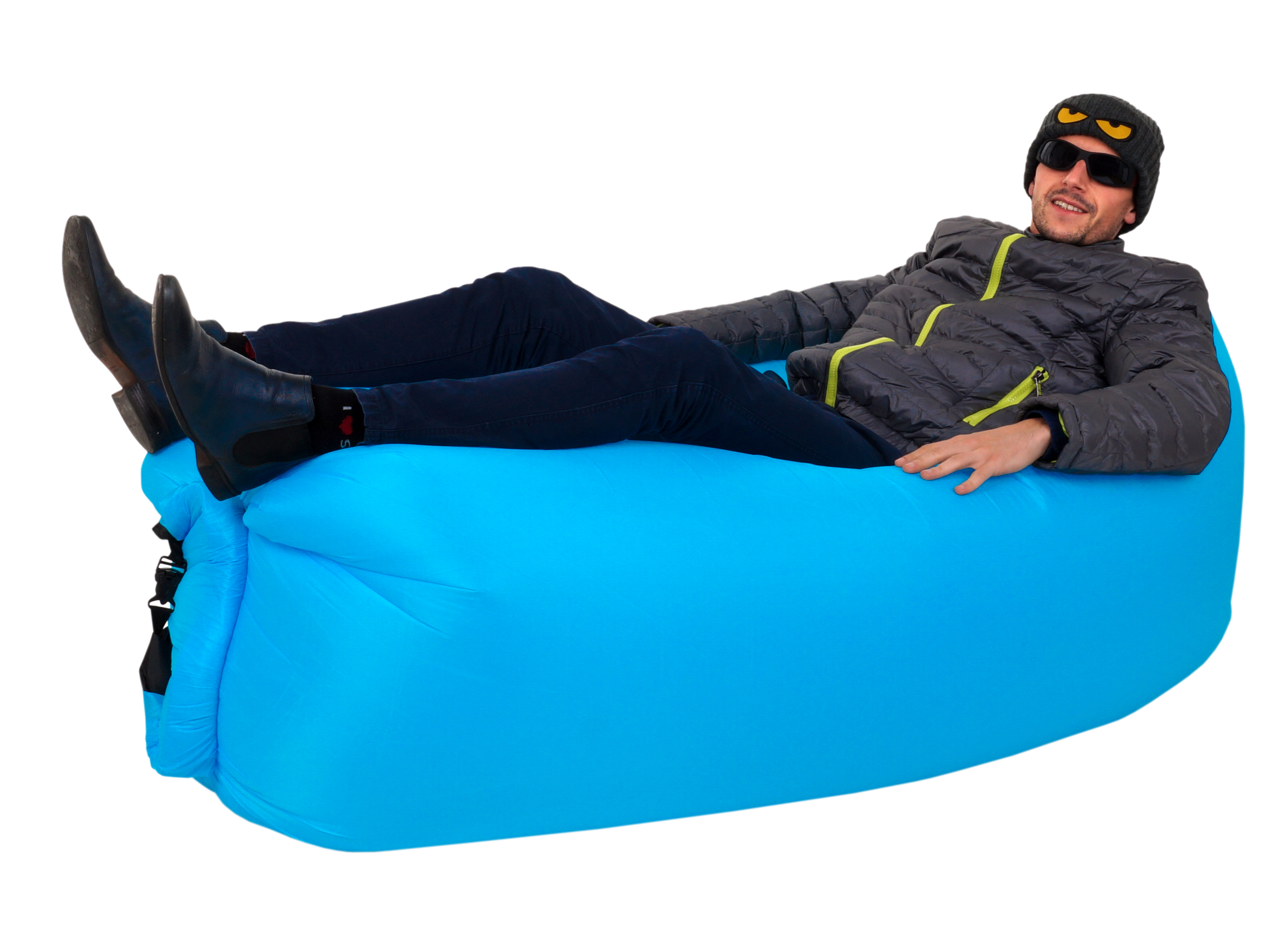 AirBag, vzduchový sedací a lehací vak