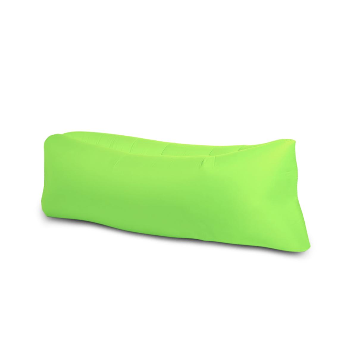 AirBag vzduchový sedací a lehací vak, zelený