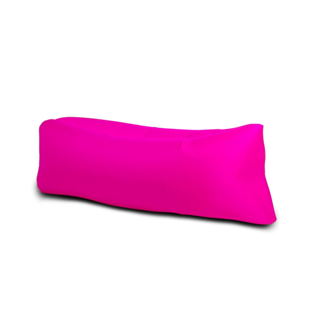 AirBag vzduchový sedací a lehací vak, růžový
